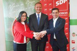 Potpisivanje koalicijskog sporazuma